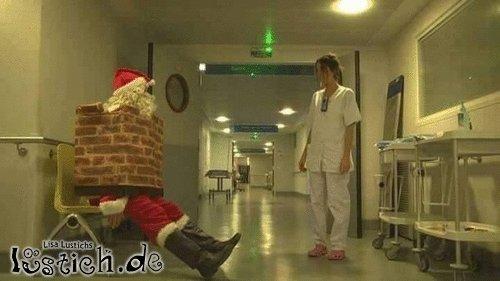 Der arme Weihnachtsmann
