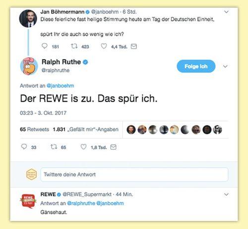 Ralph Ruthe auf Twitter