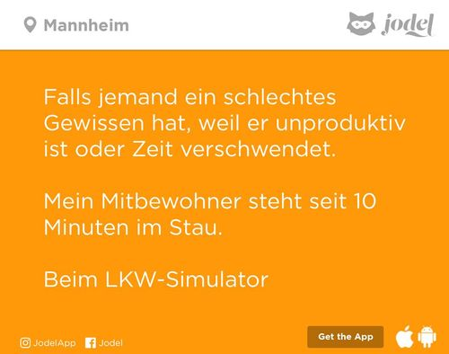 LKW-Simulator