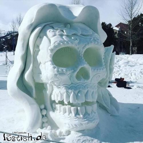 Snowart