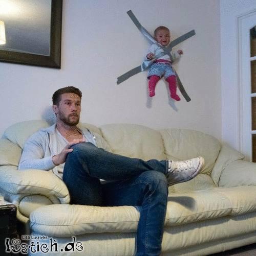 TV schauen ohne Geschrei