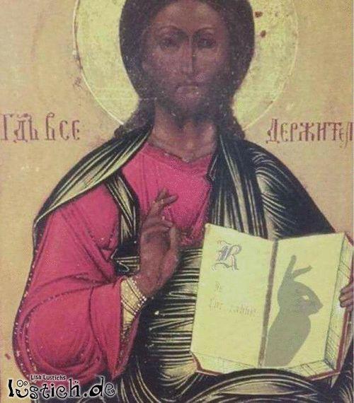 Osterhase und Christentum