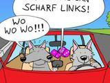 Scharf links