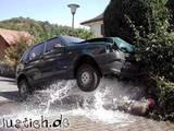Auto-Springbrunnen