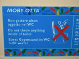 Nicht mit Gegenständen werfen!