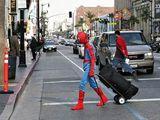 Spiderman arbeitslos