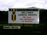 Achtung kein Krankenhaus