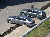Falscher Parkplatz