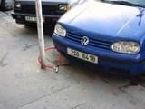 Sicherheit am Auto geht vor