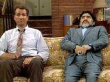 Al Bundy und Diego Maradona