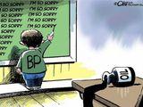 BP sagt Sorry