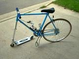 Mein Fahrrad fährt wieder