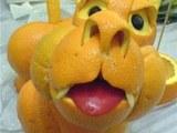 Zitronen-Hund