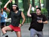 tanzende Idioten