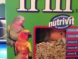 Vogelfutter gekauft