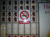 Rauchen verboten?