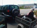 Ausflug mit Oma