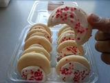 Eine Packung Kekse