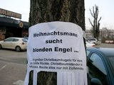 Weihnachtsmann sucht