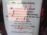 McDonalds Mitarbeiter