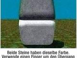 Graue Steine