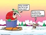 Schneetiefe