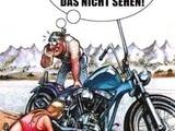 Motorradgang