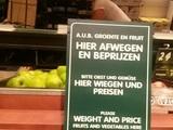 Preiset das Gemüse!
