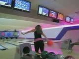 Unfall beim Bowling