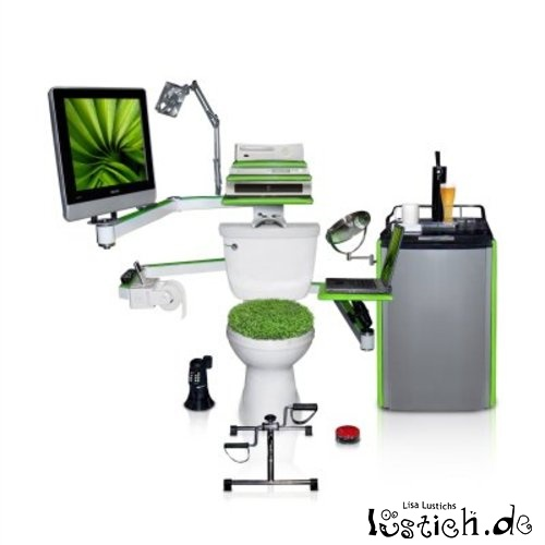 Multimedia-Klo