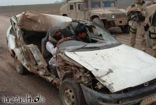 Arabisches Cabrio