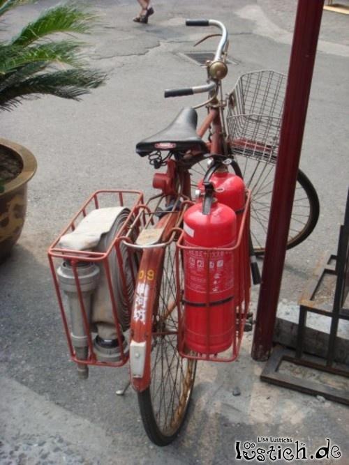 Feuerwehr vom Lande