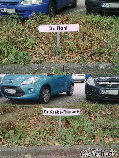 Dr. Hohl und Dr. Krebs-Rausch