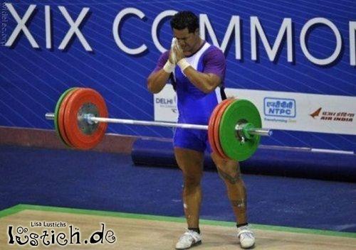 Mentales Gewichtheben