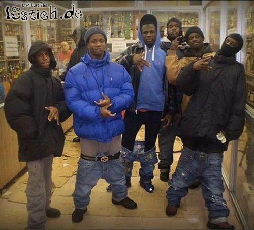Die Baggy Gang