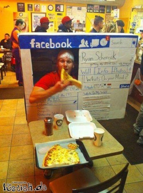 Facebook-Fanatiker