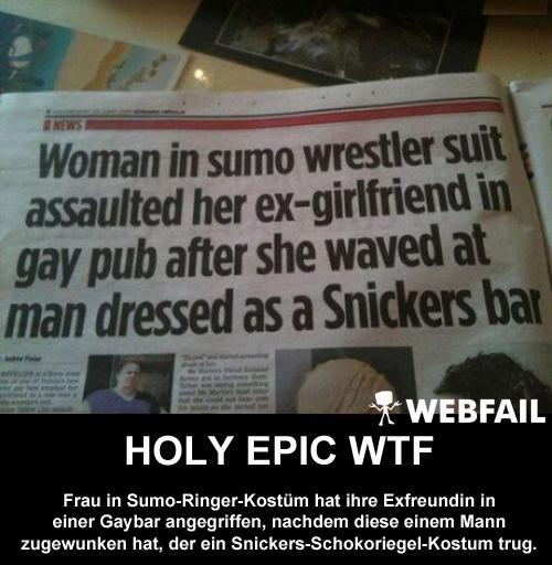 Holy Epic Fail