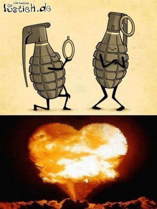 Explosive Liebe