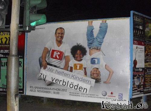 RTL hilft Kindern