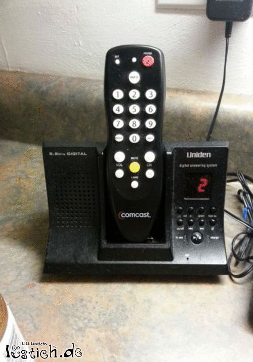 Neues Telefon