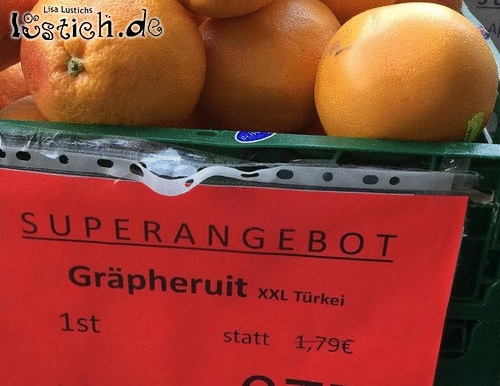 Neues Obst