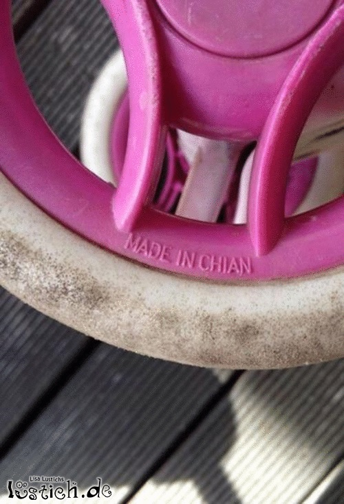 Made in...Wo?
