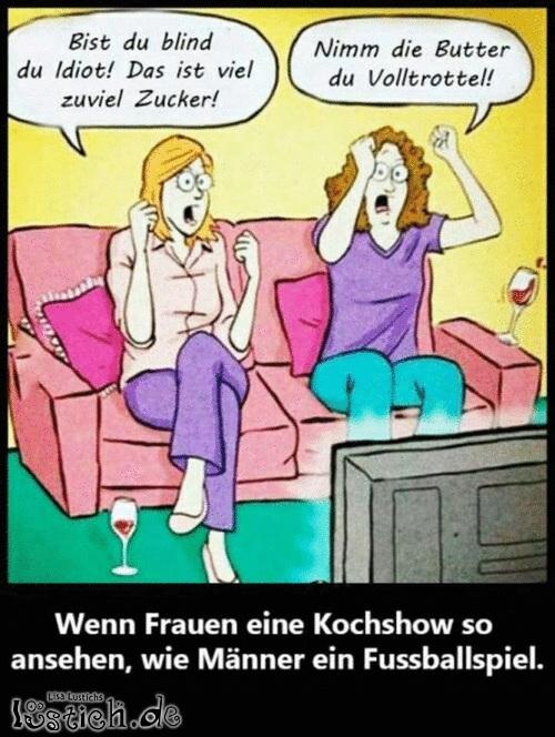 Frauen beim Fernsehen