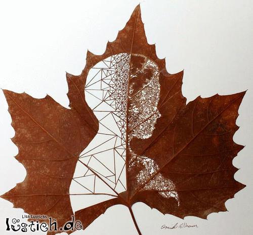 Blätterkunst