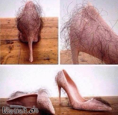 Die hässlichsten Schuhe