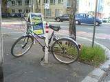 Diebstahlsicheres Fahrrad