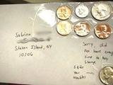 Geldbriefmarken