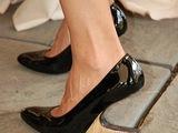 Verdrehter Schuh