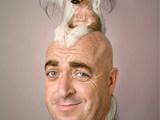 Schicke Frisur