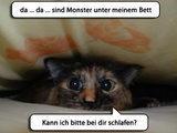 Monster unter dem Bett